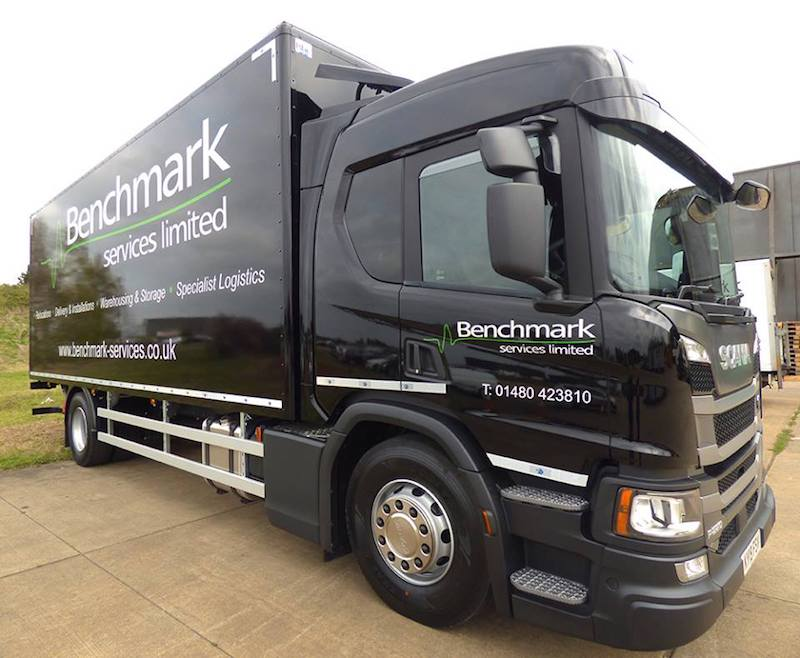 "Benchmark Services' New Truck is the ""Next Generation Of Ultra-Low Emissions"""